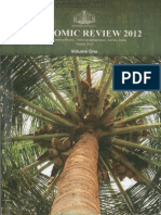 Economic Review 2012 Vol. One