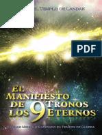 MANIFIESTO DE LOS 9 TRONOS ETERNOS.pdf