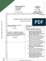 Safechuck Dad Sea Sue  Second Amendment Complaint