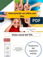 TEA Estrategias, Intervención