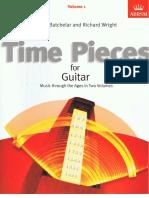 ABRSM  Guitar Vol 1