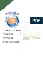 BLOG CONVENIOS DE TRATADOS INTERNACIONALES