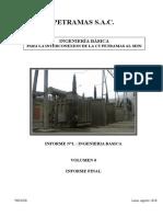 Informe Final - Ingenieria-Basica - 22,9 KV Fame