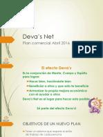 Deva's Net Plan de Carrera