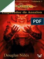 [Dragonlance]  Emperador de Ansalon.epub