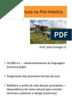 ARQ NA PRE-HISTORIA.ppt