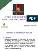 Higiene Industrial Sesión 3 y 4