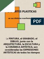 artes Plástica