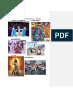 Personajes Del Carnaval de Barranquilla