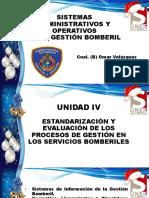 Sistemas de Evaluación y Control de La Gestión.