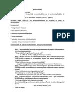 Items Para Bioseguridad y Control Crecimiento