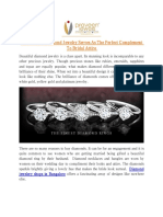 Brilliance Of Diamond Jewelry Serves As The Perfect Complement To Bridal Attire.pdf