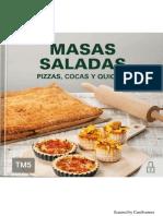 masas saladas