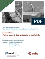 Faith-based Organizations in Melilla