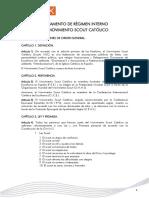 Estatutos Msc CATOLICO