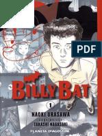 Billy Bat Volumen 01