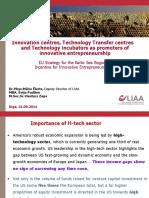 Tech Transfer Latvia