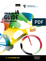 2019 Uci Road World Championships Media Guide