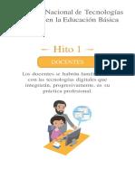Hitos de la Estrategia Nacional de las Tecnologías digitales en la Educación Básica.docx