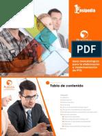 Guía Metodológica Para La Elaboración e Implementación de Pts
