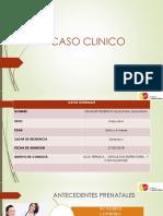 Caso Clinico Pedia