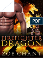 1. Firefighter Dragon