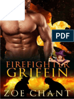 3. Firefighter Griffin