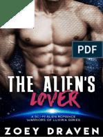 3. The Alien's Lover