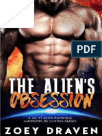 6. the Alien's Obsession