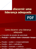 Aula 9 - Como discernir uma liderança adequada.ppt.pptx