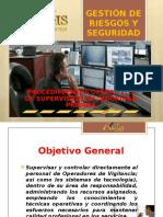 PROCEDIMIENTOS DE SUPERVISIÓN