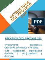 III Estructura Del Proceso Cgp 2012