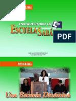 Enriqueciendo E.S. - Programa