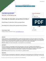 6-Psicologia Da Educação_ Perspectivas de Futuro