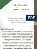 1.Constitucionalismo Jurisdição Constitucional