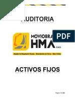 Auditoria Activos Fijos Moviobras Hma