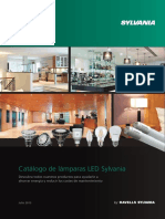 Sylvania Lamps - LED Lamps Overview 2015 - Spanish.PDF