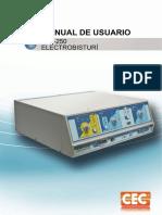 Lap250 Manual