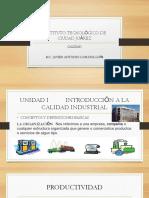 Conceptos Basicos de Calidad Cl1
