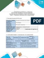 Guía de Actividades y Rúbrica de Evaluación - Fase 2 - Identificar Elementos de La Radiactividad