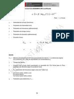 Fórmula IILA-SENAMHI-UNI modificada