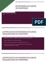 2.10. Justificacion Necesidad Adquisicion Hardware