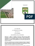 Accion Comunal Disposiciones en Cartago Valle