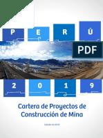 Publicacion-Cartera de Proyectos de Construcción de Mina PERU