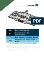 0007 M1 B1 T1 BIM A1 P00 D RVT Instal e Intro Revit