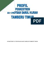 Profil Poskestren ADH