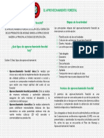 Folleto Aprovechamiento Forestal