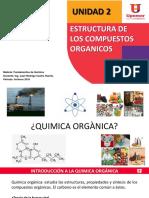 Estructura de Los Compuestos Organicos