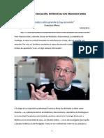 Mora Francisco - Neurocientífico