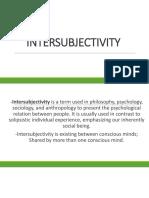 intersubjectivity_ppt